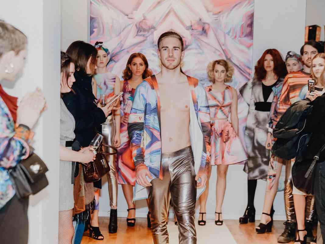 Fashion Show: Art meets Fashion meets Art